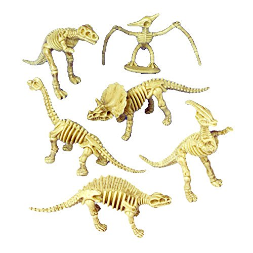 Used, Sunflower Day Assorted Dinosaur Fossil Toy Skeleton for sale  Delivered anywhere in USA