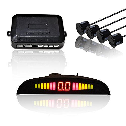 Car Parking Sensor Parking Assistance Reversing Alarm: Electronics