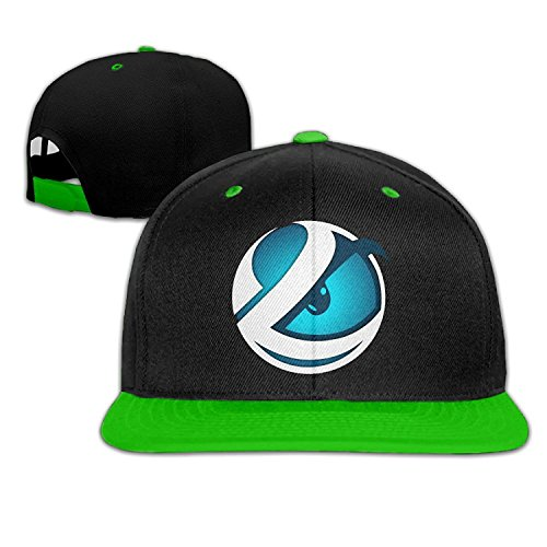 NImao Luminosity Gaming Logo Adjustable Snapback Hip-hop Cap Baseball Hats