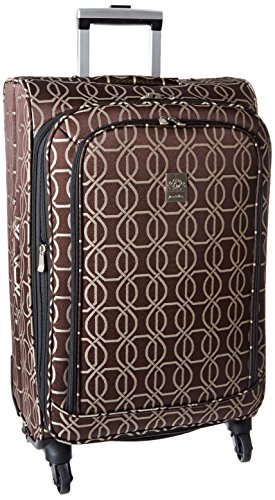 jenni-chan-links-360-quattro-25-inch-luggage-brown-one-size