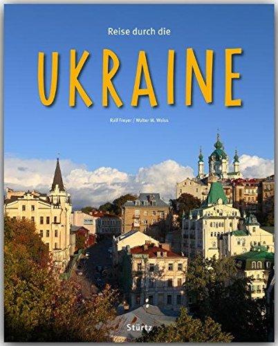 Reise durch die UKRAINE - Ein Bildband mit über 210 Bildern - STÜRTZ Verlag