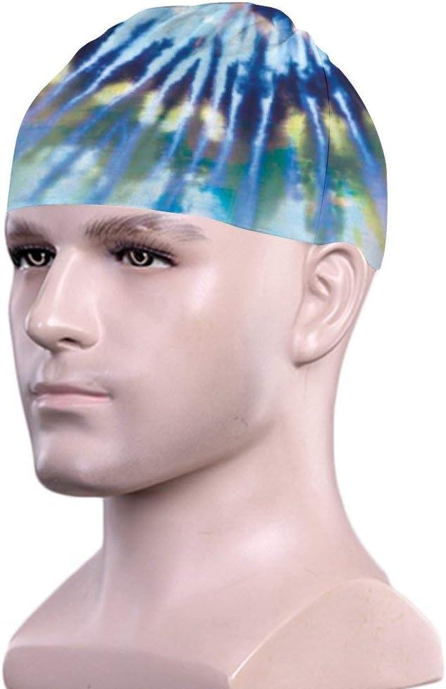 No Branded Hippie Batik-Gesichtsmaske Bandana Halstuch Sonne UV-Schutz Gesichtsmaske Multifunktionstuch