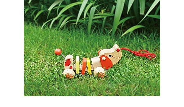 GaGadot Cachorro de Madera para Animales: Juguetes para Niños ...