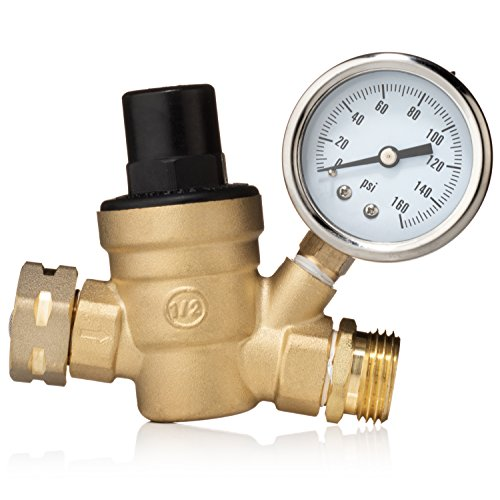 "NPT 3/4"" Water Pressure Regulator 