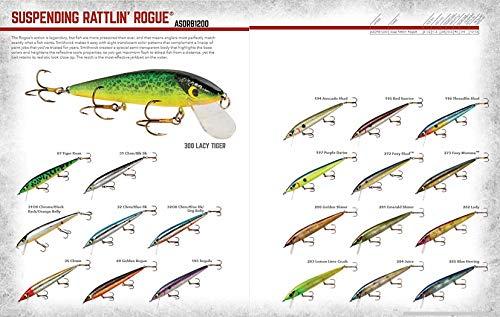 Smithwick Lures Suspending Rattlin Rogue Fishing Lure