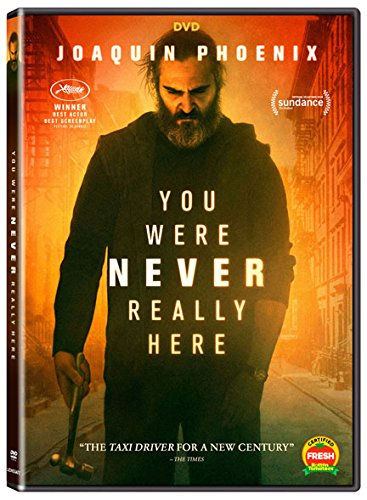 DVD : You Were Never Really Here (Widescreen, Dolby, AC-3, Subtitled)
