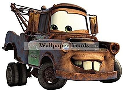 a957a61cc9 Image Unavailable. Image not available for. Color  6 Inch TOW Mater Truck  Disney Pixar Cars ...