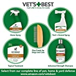 Vet's Best Flea and Tick Home Spray | Flea Treatment for Dogs and Home | Flea Killer with Certified Natural Oils 13