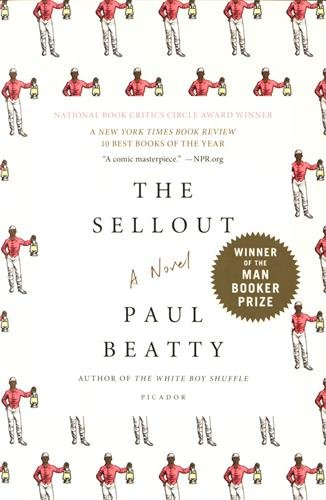 The Sellout: A Novel cover