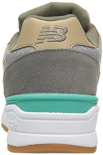 Teal 90's Beach Sand ML597 Balance Fashion Traditional Men's New Sneaker ABt0wqTxz