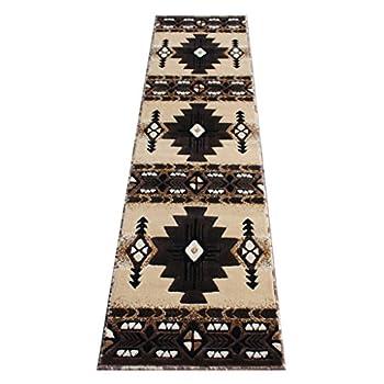 South West Runner Rug 2 Ft X 7 Ft Berber Design # C318