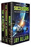 Crimson Worlds Successors: The Complete Trilogy Pdf Epub Mobi