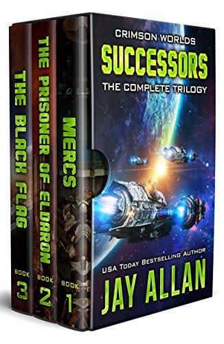 Crimson Worlds Successors: The Complete Trilogy ()