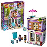 LEGO Friends Emma's Art Studio 41365 Building Kit , New 2019 (235 Piece)