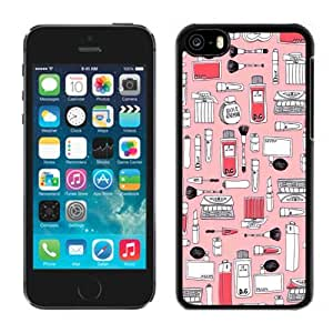 XiFu*MeiBeautiful Custom Designed Cover Case For iphone 6 plua 5.5 inch With Hand Drawn Cosmetic Patterns Phone CaseXiFu*Mei