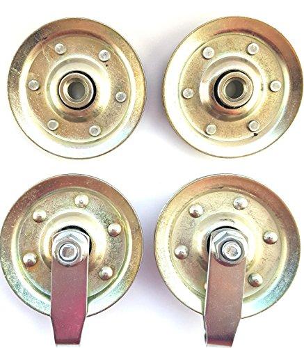 garage door pulley set - 3