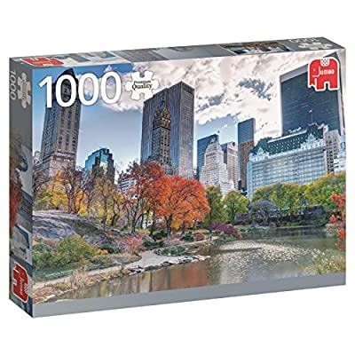 Jumbo 618350 Puzzle Central Park New York