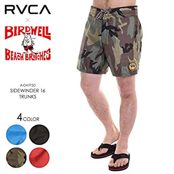 81b2dd0166 Amazon.co.jp: RVCA (ルーカ) サーフパンツ メンズ SIDEWINDER 16 ...