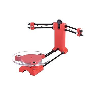 Witbot Ciclop Larga 3d escáner de código abierto DIY 3D escáner ...