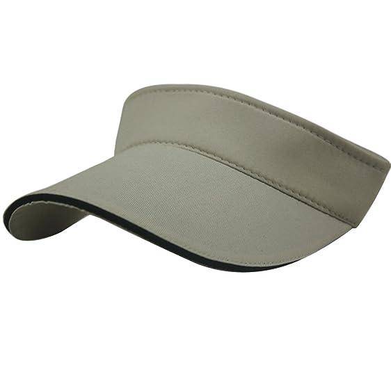 Extra Wide Brim Cloth Visor   style 222   Cushees Inc. for Christmas b657500131d
