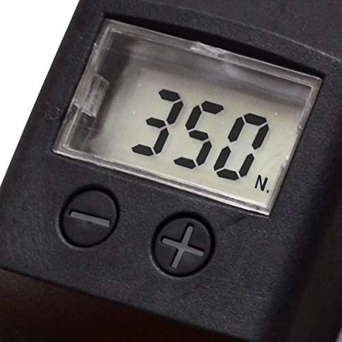 Avvitatore a massa battente -Pro -Series display LCD 500 Nm regolazione elettronica della coppia