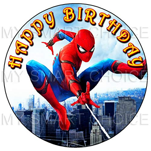 SPIDERMAN HOMECOMING PARTY - 7.5