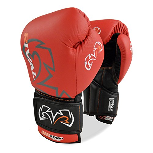 Rival Boxing Optima Sparring Gloves - 18 oz - Red