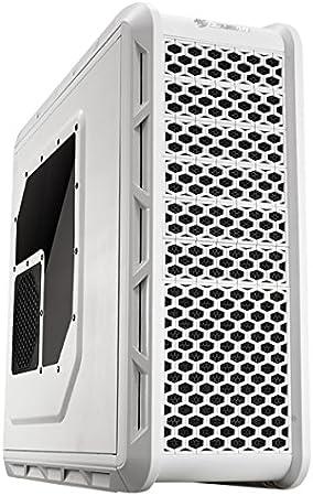 Cougar Evolution Galaxy - Caja de torre para ordenador (gran tamaño, sin fuente de alimentación), color blanco: Amazon.es: Electrónica