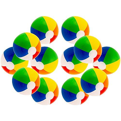 Rainbow Beach Ball (16