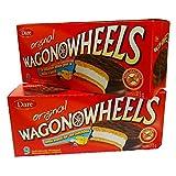 The Original Wagon Wheels - Chocolate Covered Marshmallow cookies - 9 count (2-pack) / L'original Wagon Wheels 9 biscuits à la guimauve enrobées en chocolate (paquette de 2)