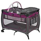 Safety 1st Prelude Play Yard Pinks/Multi/Sorbet Review
