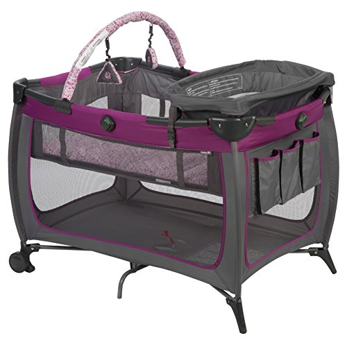 Safety 1st Prelude Play Yard Pinks/Multi/Sorbet
