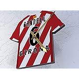 Reloj de camisa de fútbol primera la liga, Fútbol español, personalizable
