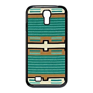 Aztec Wood CUSTOM Cell Phone Case for SamSung Galaxy S4 I9500 LMc-34975 at