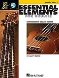 Essential Elements Ukulele Method Book 1: Comprehensive Ukulele Method (Book/CD)
