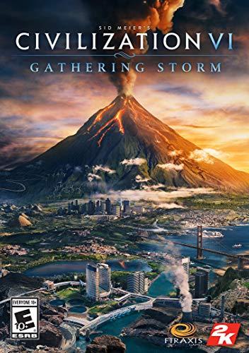 Sid Meiers Civilization VI: Gathering Storm [Online Game Code]