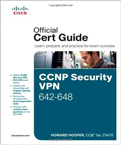 CCNP Security VPN 642-648 Official Cert Guide 2nd Edition