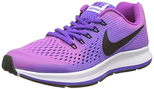 Vriden nypa Frakt  Nike Boys' Zoom Pegasus 34 Gs Running Shoes - Buy Online in ...