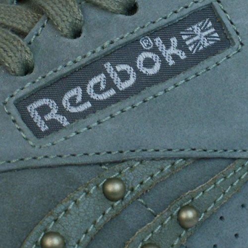 Reebok F/s Hi Cargo, Zapatillas Altas Unisex Adulto Verde