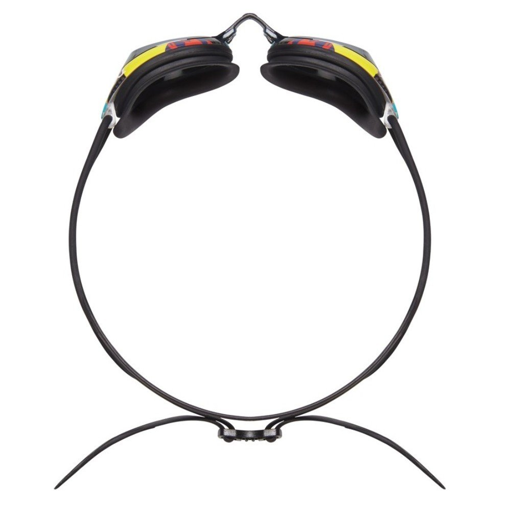 TYR Black Hawk Racing Mirrored Prelude Goggles Silver//Multicolor//Black One Size TYRA9 LGBHMPRE