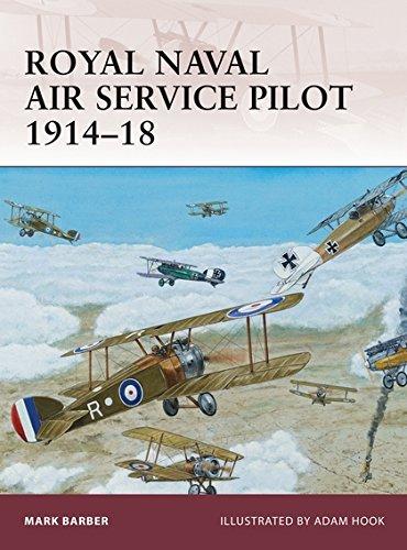 Royal Naval Air Service Pilot 1914–18 (Royal Air Force Uniforms)