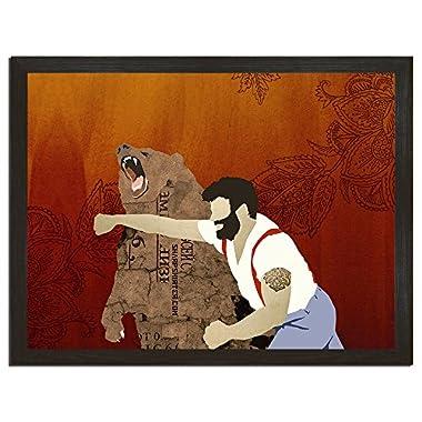 Haymaker Art Print