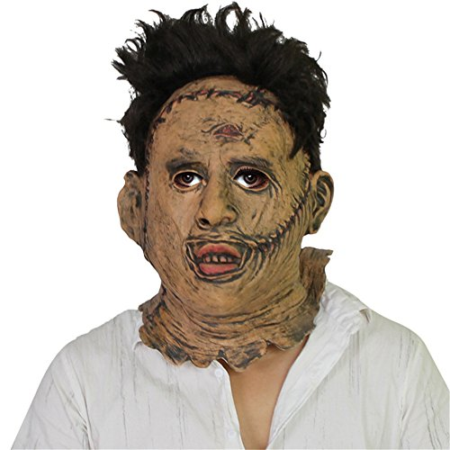 Hallowen Mask Funny Latex Creepy Horror Zombie Halloween Costume Realistic Mask
