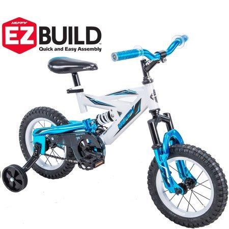 *Huffy 12フィート DS 1200 ボーイズ EZ Build メタロイドバイク ブルー   B07C89H4D3