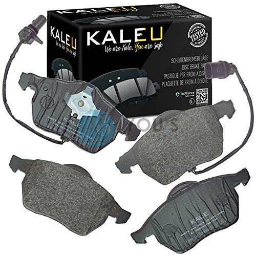 Kale 4B0698151 Front Axle Set of Brake Pads Brake Pads: