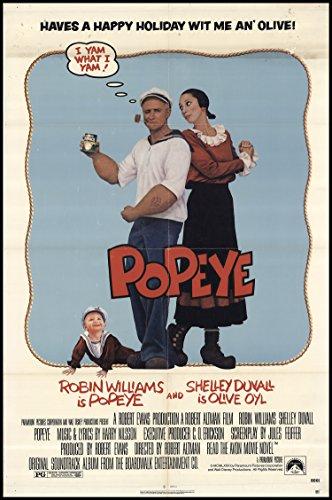 popeye-1980-original-movie-poster-adventure-comedy-family-dimensions-27-x-41