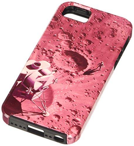 Case-Mate Vibe National Geographic Space Coque pour iPhone 5 Motif atterrissage sur la lune d'un engin