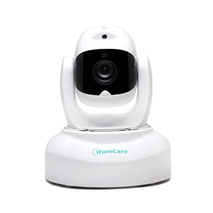 Security Cameras Imported From Abroad 1080p Wireless Wifi Baby Pet Monitor Panoramic Night Vision Alarm Ip Cctv Camera