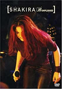 Amazon Com Shakira Mtv Unplugged Shakira Movies Amp Tv