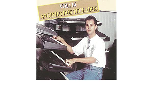 Anginho dos Teclados, Vol. 16 by Anginho dos Teclados on Amazon Music - Amazon.com